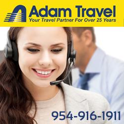 Adam Travel Services Inc